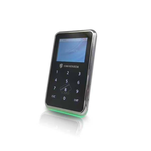 (설치비포함-방화문출입통제)COO-5000R 카드키 카드출입기 방화문 나무문 철문 사무실 출입통제시스템
