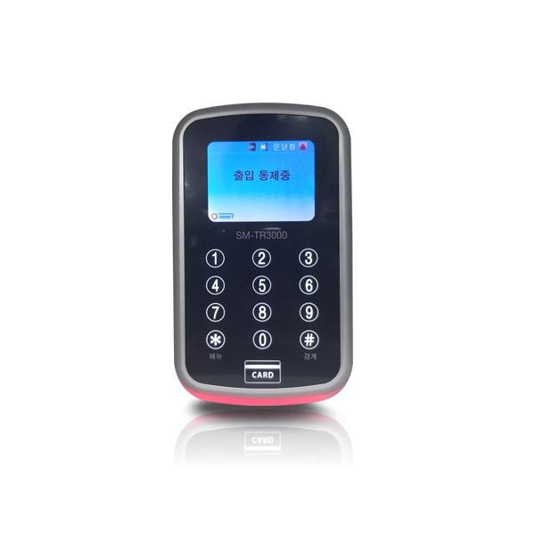 (설치비포함-자동문출입통제)SM-TR3000 카드인식 카드키출입 자동문 출입통제시스템 출입통제설치