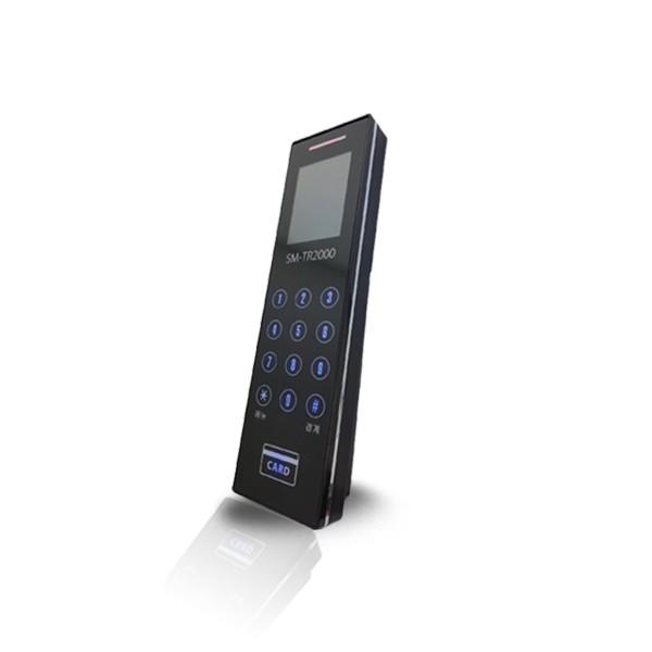 (설치비포함-유리문출입통제)SM-TR2000 카드인식 강화유리문 출입보안장치 사무실 출입통제 출입통제시스템