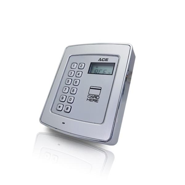 (설치비포함-유리문출입통제)ACE-PLUS953 강화유리문 강화유리도어 카드키 사무실 출입보안장치 출입통제시스템