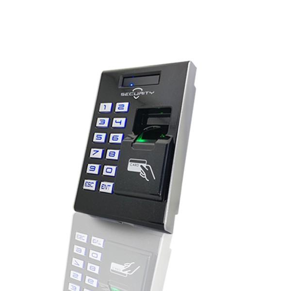 (설치비포함-유리문출입통제)HU-1000F PLUS 강화도어 지문키 지문인식기 사무실 출입보안 출입통제시스템