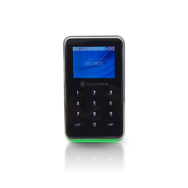 COO-5000R 카드키 카드인식기 출입통제 출입통제시스템