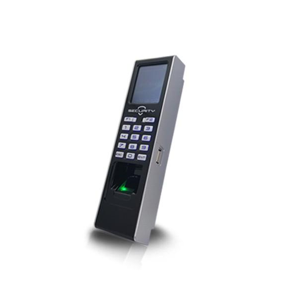 (설치비포함-유리문출입통제)HU-2000F 지문인식기 강화유리문 출입문보안장치 출입통제 출입통제시스템